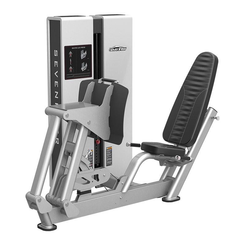 施菲特SevenFiter坐姿蹬腿与小腿训练器 SF7208