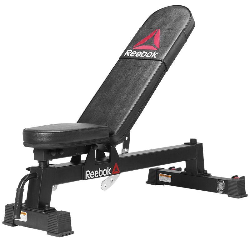 銳步(Reebok)多功能啞鈴椅10235