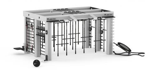 美国必确PRECOR开放方案 X3 500白色框架 X3 500 OPEN